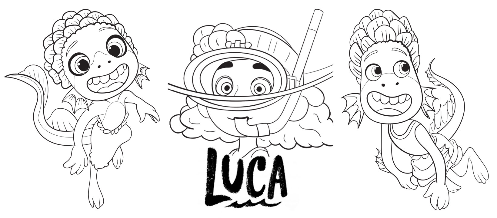 Luca Disney banner picture